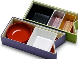 松花堂6.5寸用の中皿が使用できます