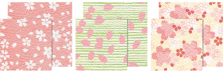 お福と鬼」「立春大吉せつぶん」掛紙 ミニサイズ 290×143mm、帯紙サイズ 55×430mm。ミニサイズの掛紙は太巻用の容器や、1合、1.5合の折箱にも使い易いサイズです。