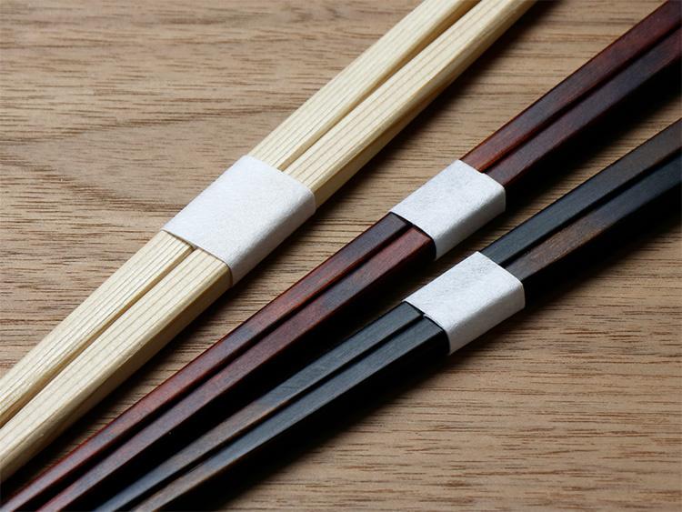 箸帯巻シール