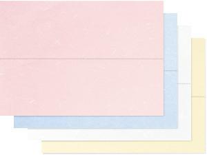 お品書き用紙 マイクロミシン目入り カテゴリーページへ