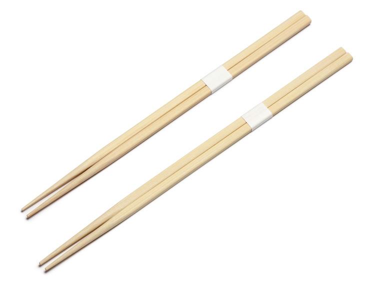24cmと26cmを並べたお箸