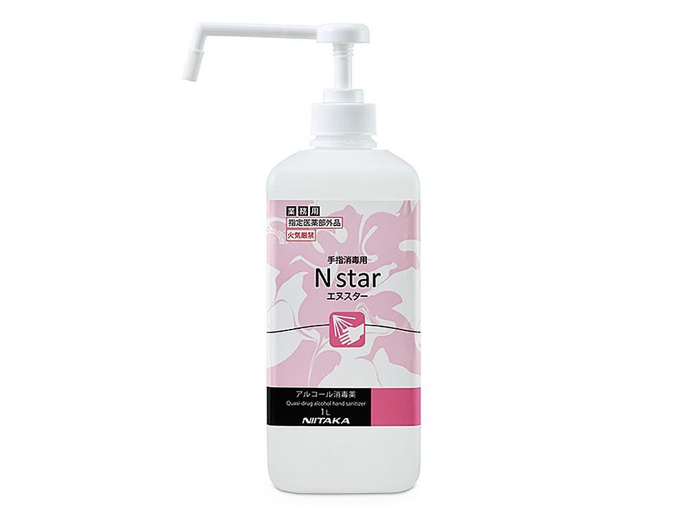 Nstar 1Lボトルの商品画像