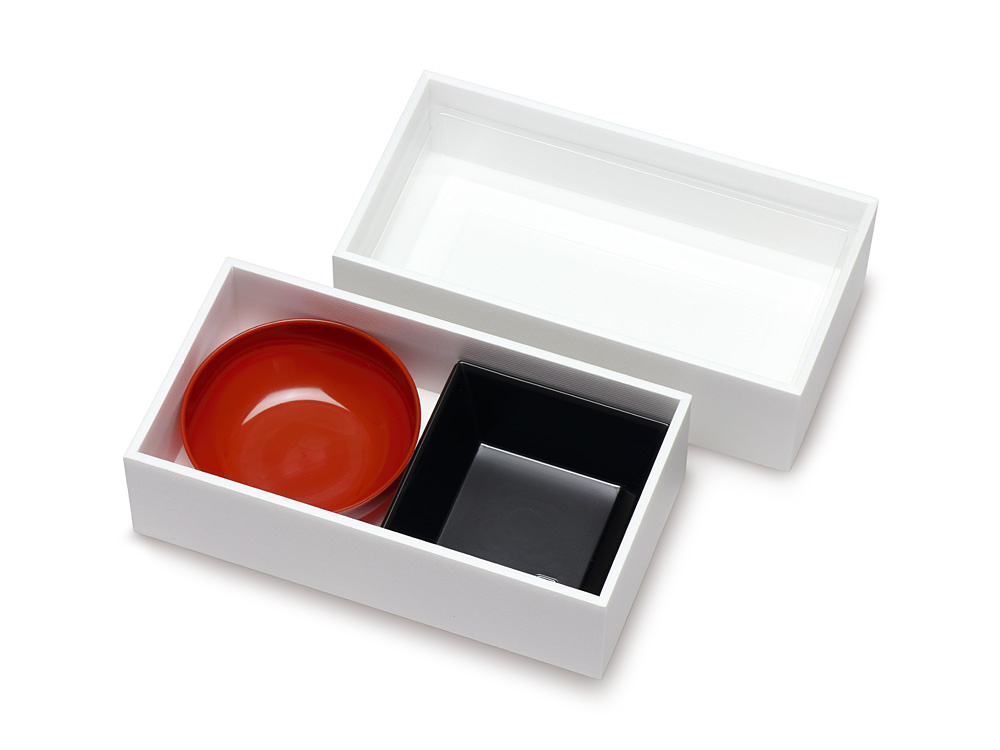 長型二段 小の容器画像