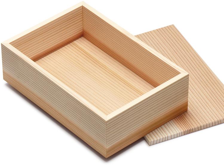 00-11103-010 木箱 紅白杉 1合の画像